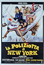A Policewoman in New York Poster