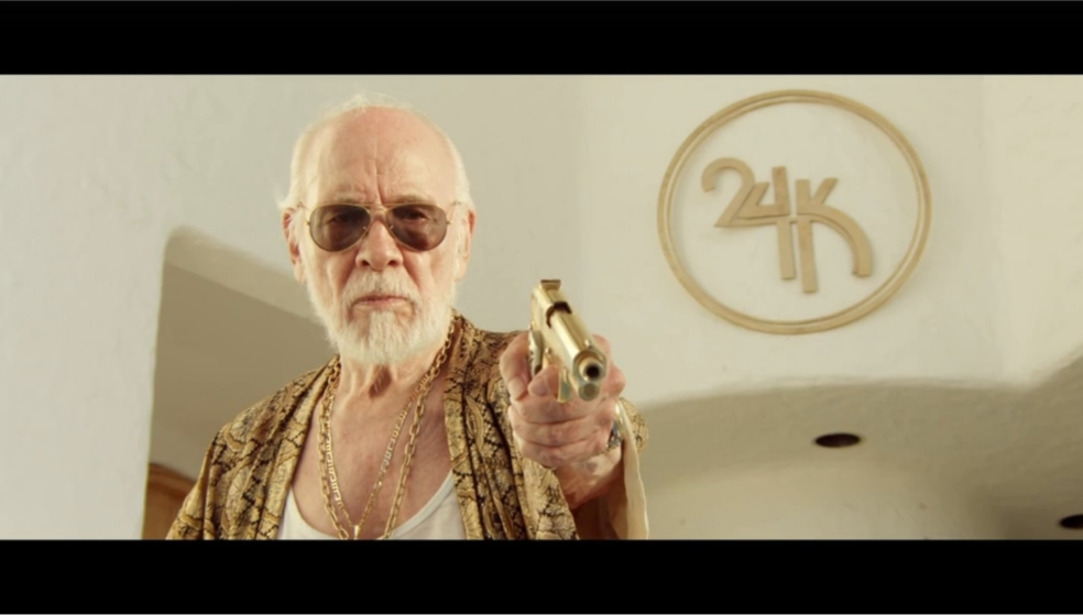 Funk My Jesus: 24k All you Need Is Gold (2014)