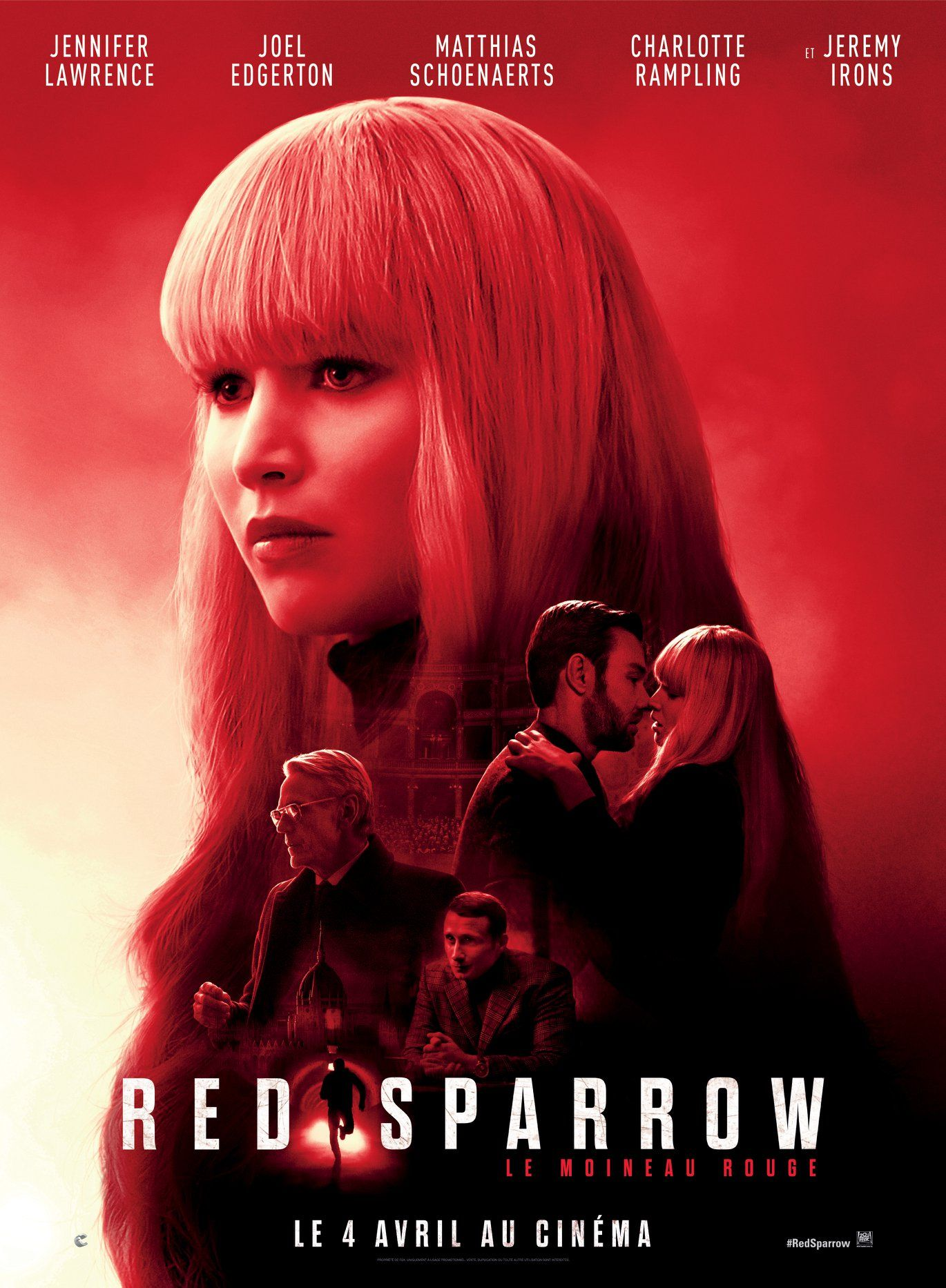 Red Sparrow (2018) - Photo Gallery - IMDb