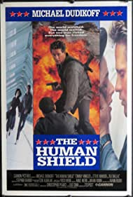 The Human Shield (1992) Poster - Movie Forum, Cast, Reviews