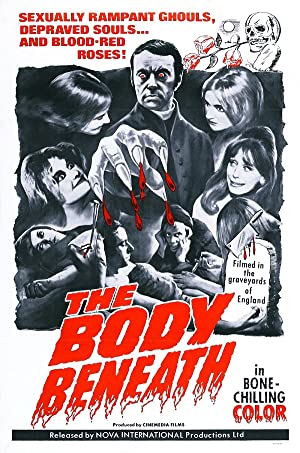 Where to stream The Body Beneath