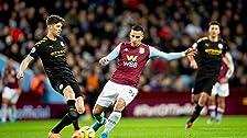 Aston Villa v. Manchester City