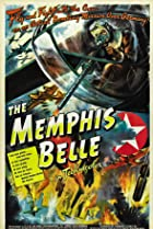 The Memphis Belle: A Story of a Flying Fortress (1944) Poster