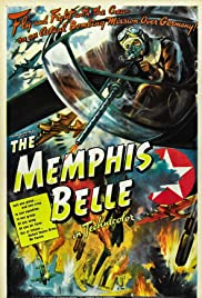 The Memphis Belle: A Story of a Flying Fortress Poster