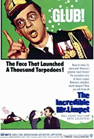 The Incredible Mr. Limpet (1964) Poster - Movie Forum, Cast, Reviews