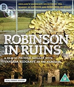 Good english movie to watch Robinson in Ruins by Patrick Keiller [FullHD]