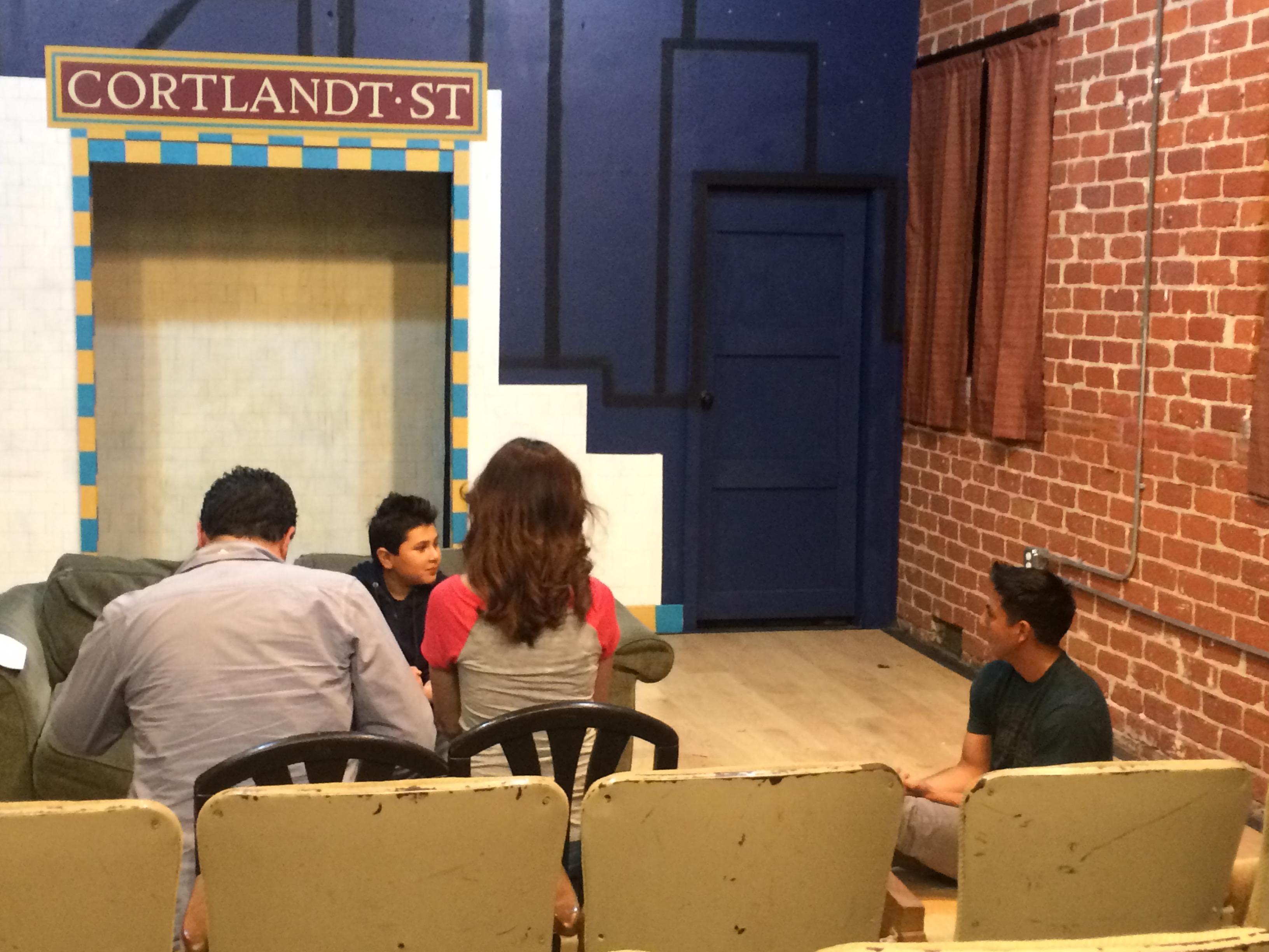 Tony Estrada and Ashton Quiroz in Bridesman (2016)