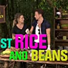 Joe Swash and Stefanee Gibson in I'm a Celebrity... Extra Camp (2016)