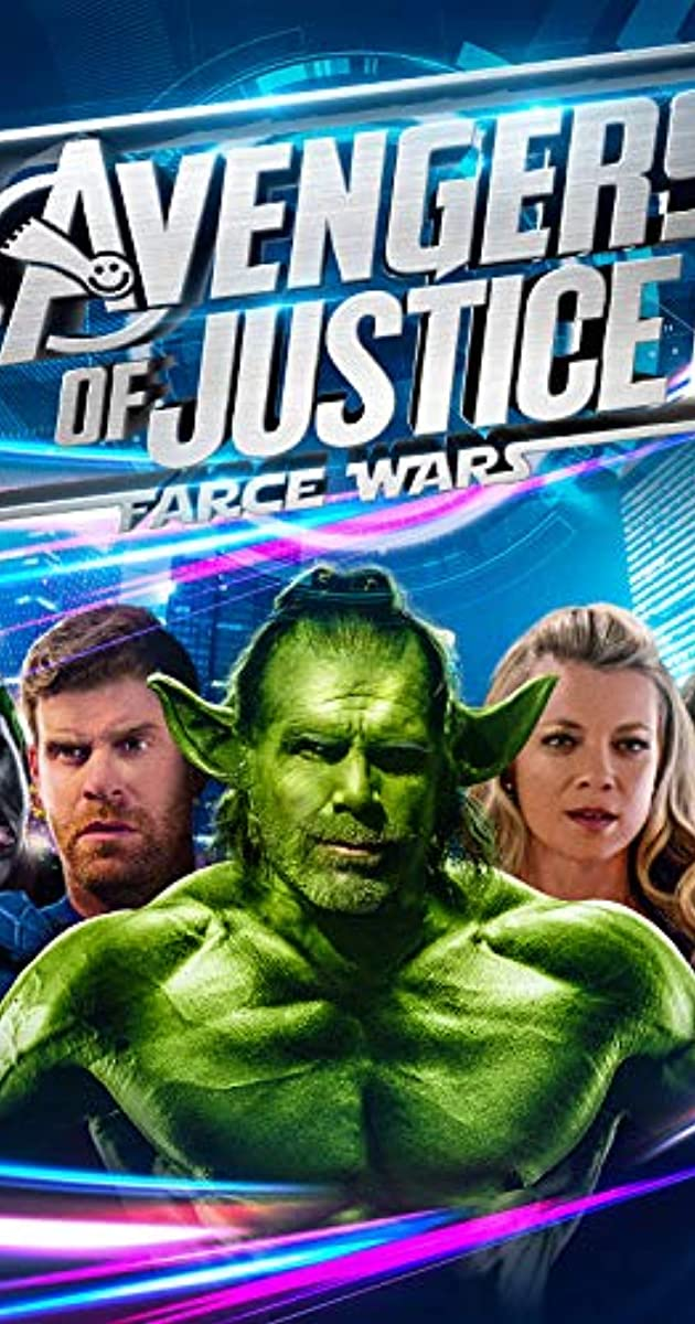 Avengers of Justice: Farce Wars (2018) - IMDb