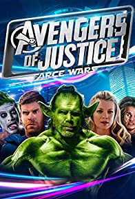 Primary photo for Avengers of Justice: Farce Wars