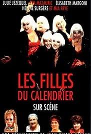 Les filles du calendrier sur scène Poster