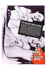 Siv, Anne & Sven Poster