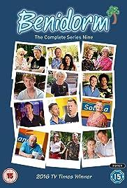 Benidorm Poster - TV Show Forum, Cast, Reviews