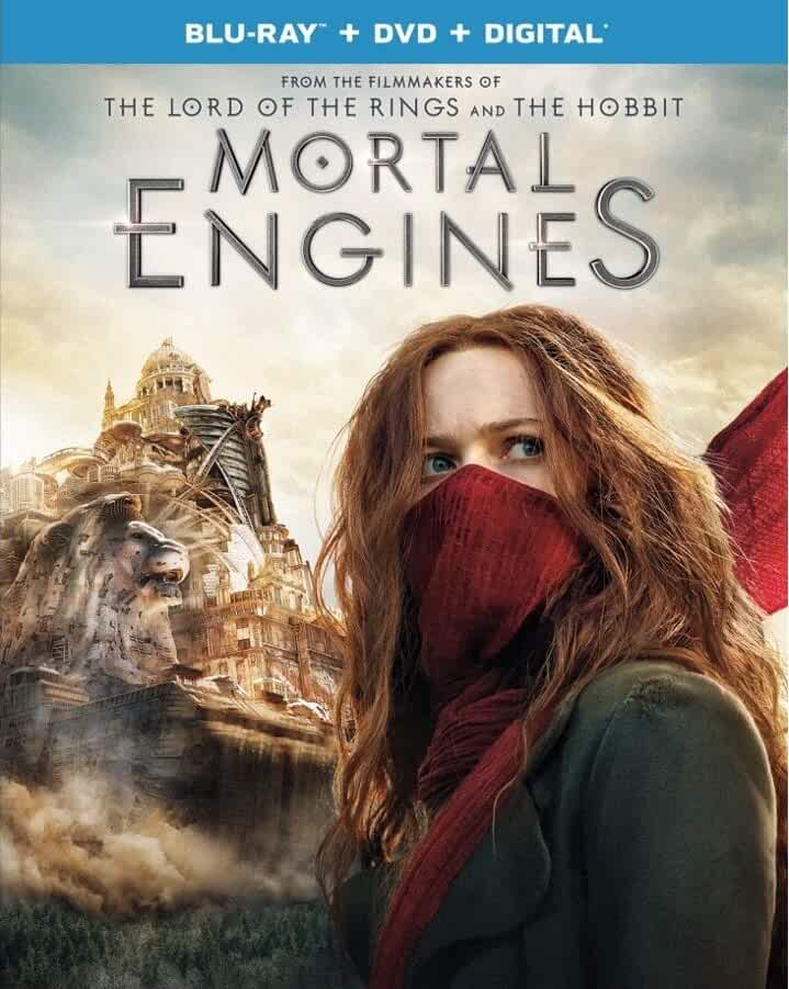 Mortal Engines (2018) BluRay 720p ORG [Hindi (DD5.1)+Eng] – 1.2GB ESub