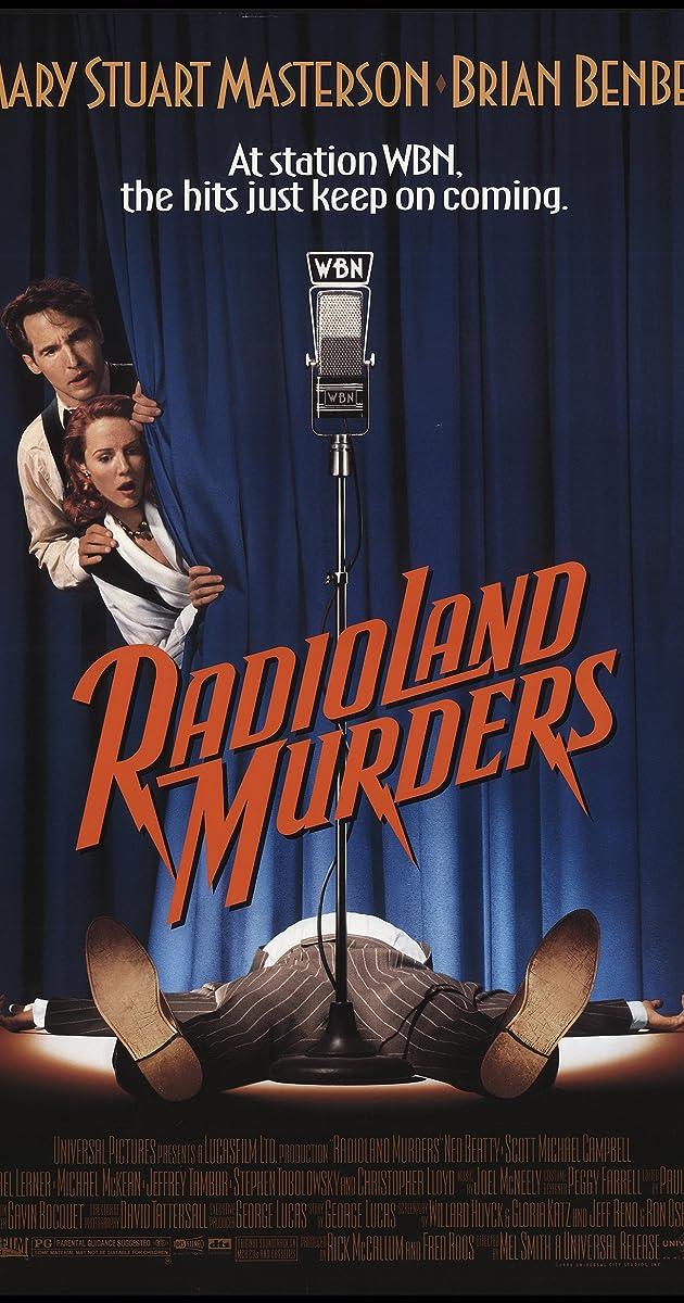 Subtitle of Radioland Murders