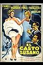 El casto Susano (1954) Poster