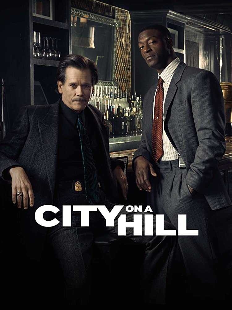 Kevin Bacon and Aldis Hodge in City on a Hill (2019) Top tv series of june 2019