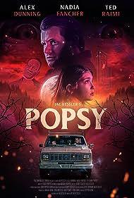 Ted Raimi, Nadia Fancher, Greg Gasman, and Alex Dunning in Jac Kessler's Popsy (2019)