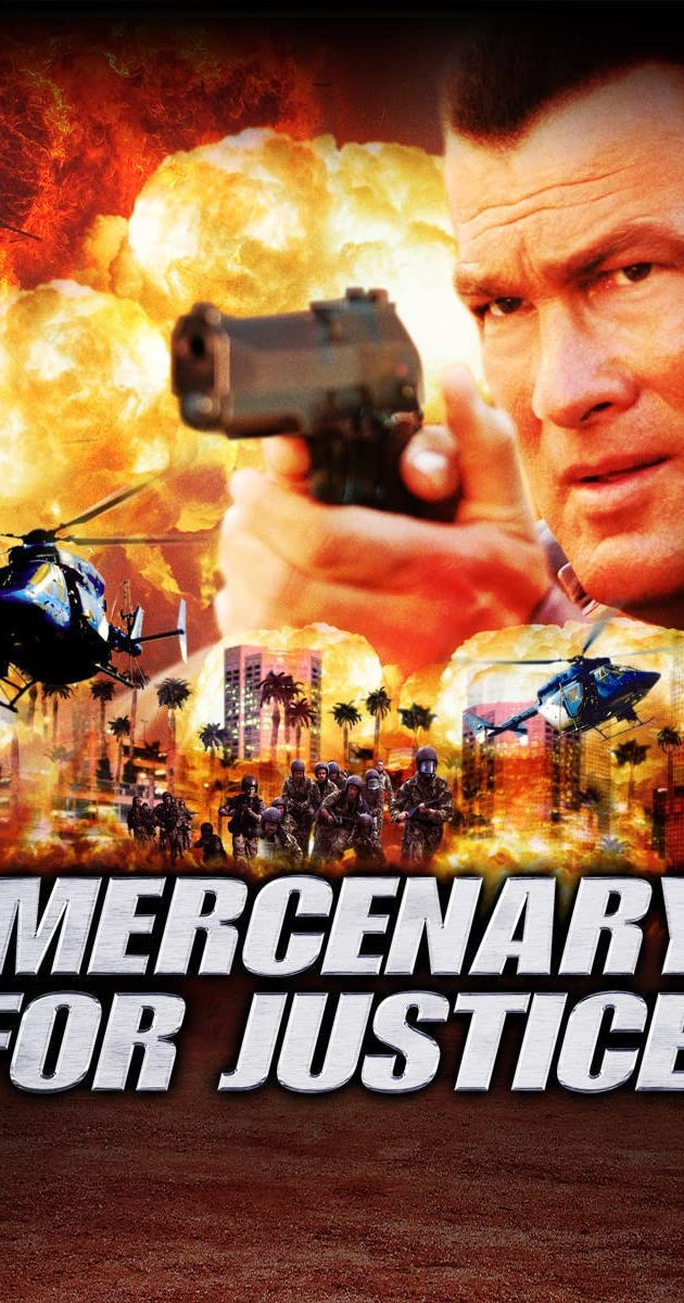 Subtitle of Mercenary for Justice
