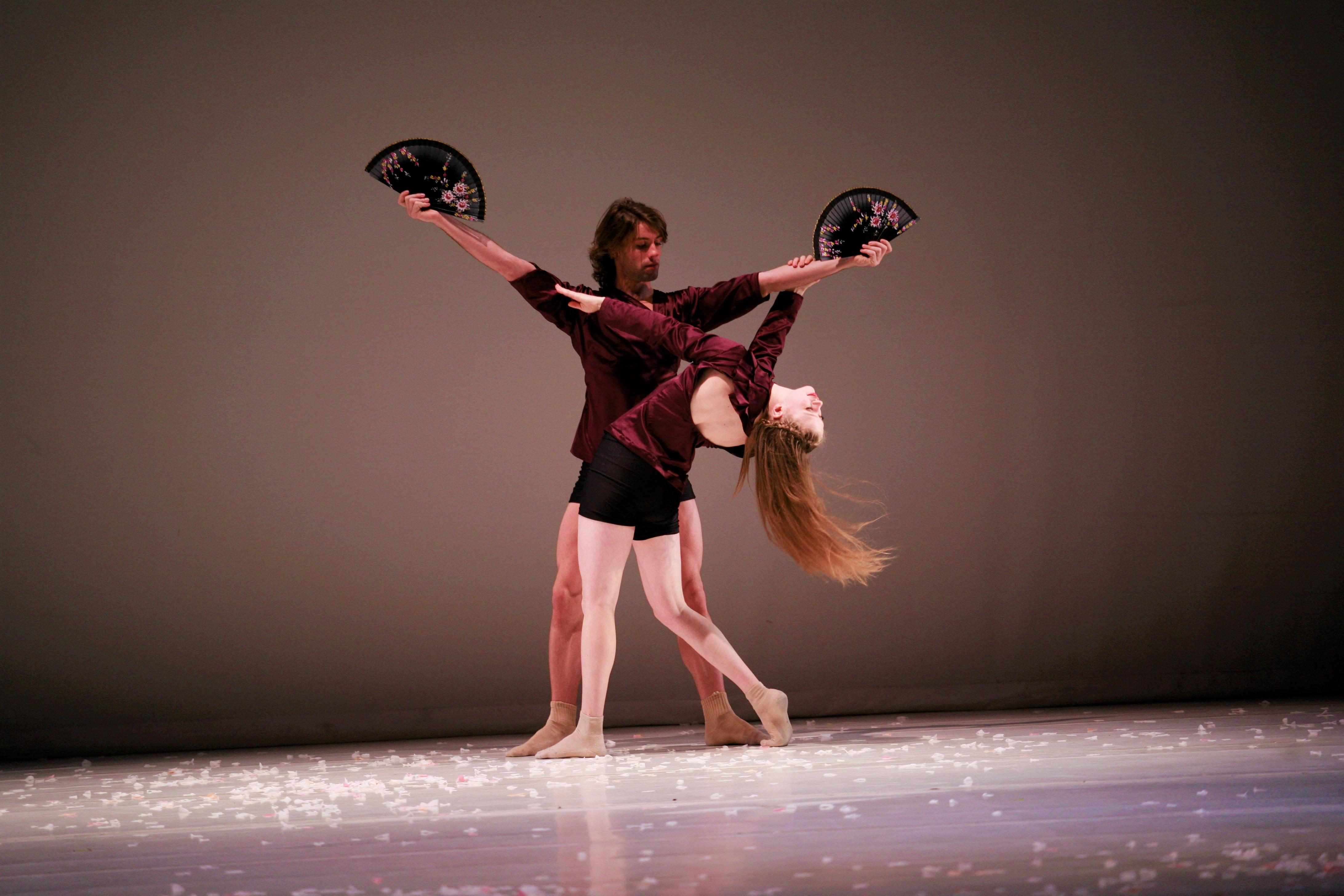 Flora and Zephyr choreographed by Matjash Mrozewski