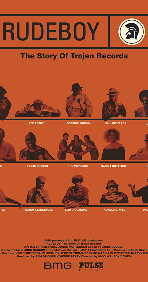 Subtitle of Rudeboy: The Story of Trojan Records
