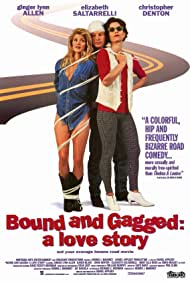 Ginger Lynn and Elizabeth Saltarrelli in Bound and Gagged: A Love Story (1993)