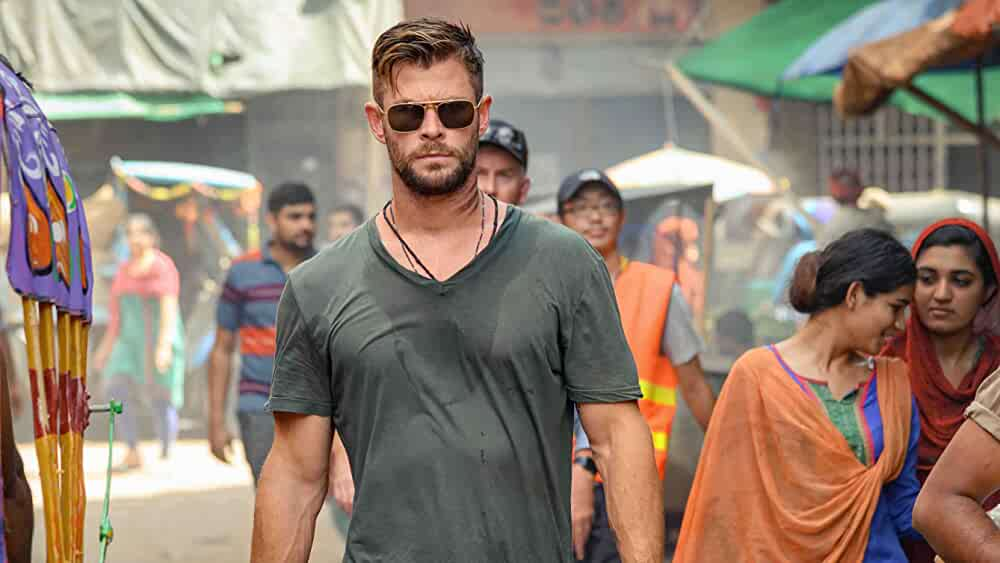 Watch the Trailer for Chris Hemsworth's New Action Movie