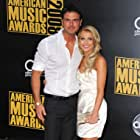 Julianne Hough and Chuck Wicks at an event for 2008 American Music Awards (2008)