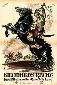 Fritz Lang in Die Nibelungen: Kriemhilds Rache (1924)
