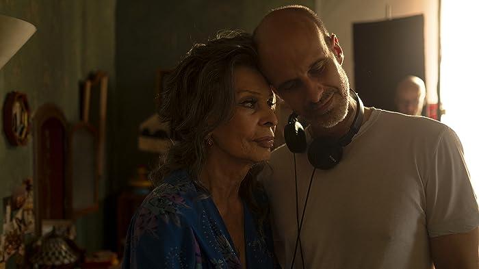 Sophia Loren and Edoardo Ponti in The Life Ahead (2020)