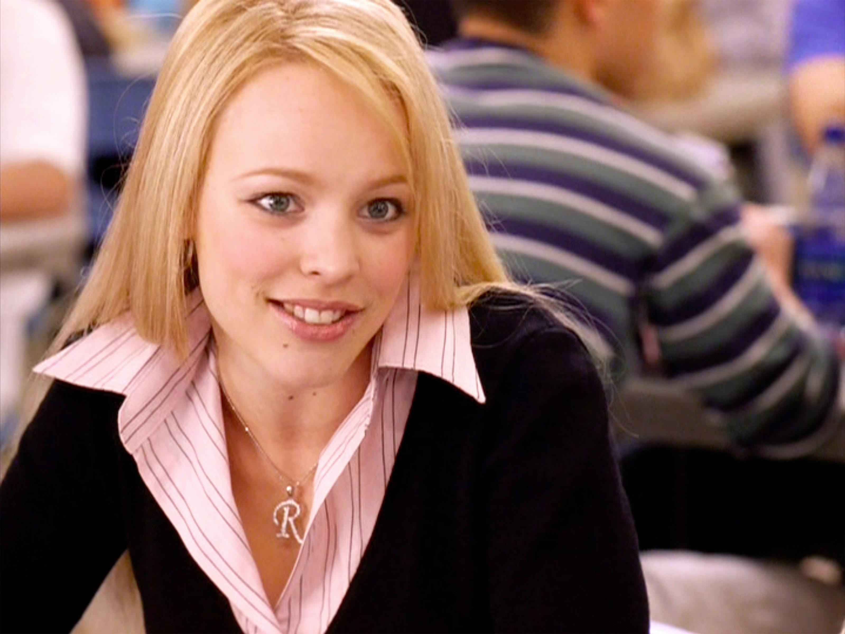 Rachel McAdams in Mean Girls (2004)