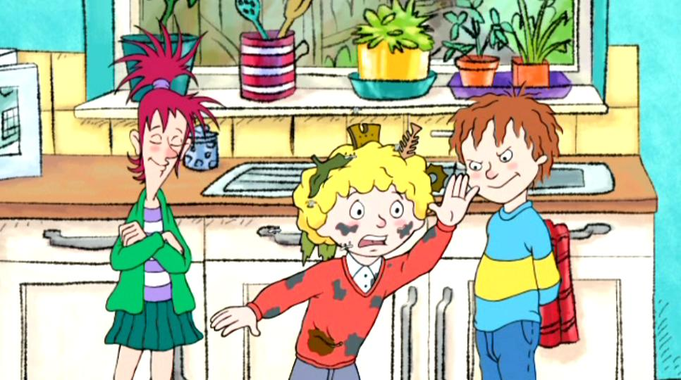 Horrid Henry Moody Margaret Moves In 2006