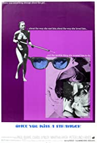 Once You Kiss a Stranger... (1969) Poster - Movie Forum, Cast, Reviews