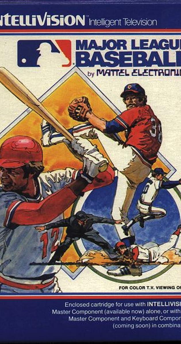 Major League Baseball (Video Game 1980) - IMDb b27ddb3d5a9