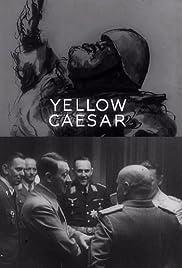 Yellow Caesar Poster