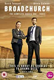 View Broadchurch - Season 3 (2017) TV Series poster on Ganool