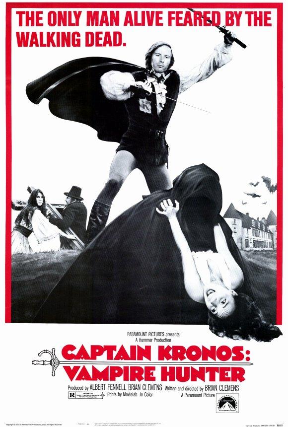 Cacciatore di Vampiri – Capitan Kronos (1974) HD