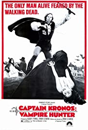 Captain Kronos - Vampire Hunter Poster