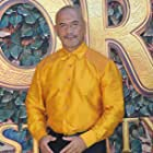 Temuera Morrison at an event for Dora and the Lost City of Gold (2019)