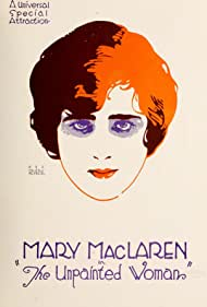 Mary MacLaren in The Unpainted Woman (1919)