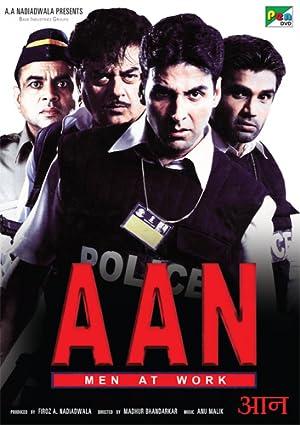 Sunil Shetty Aan: Men at Work Movie