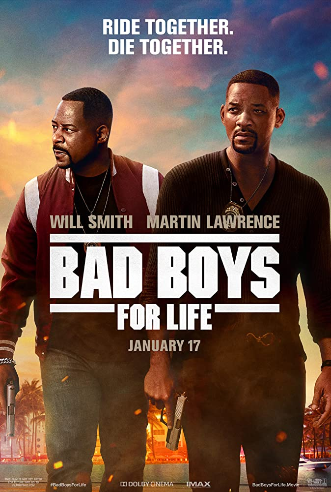 Bad Boys for Life (2020) English HDCAM-Rip – 720p