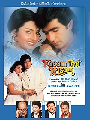 Kasam Teri Kasam movie, song and  lyrics