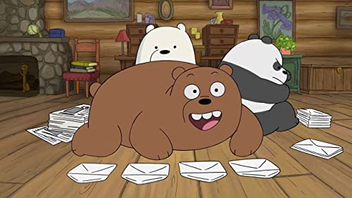 WE BARE BEARS: Tabes & Charlie