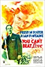 You Can't Beat Love (1937) Poster
