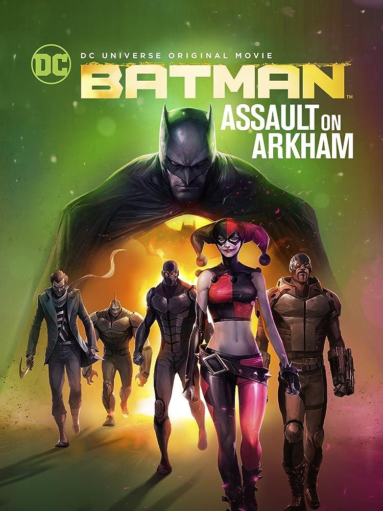 Batman Assault on Arkham (2014) BluRay Direct Download Links