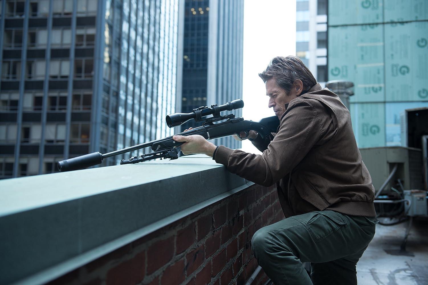 Willem Dafoe dalam John Wick (2014)