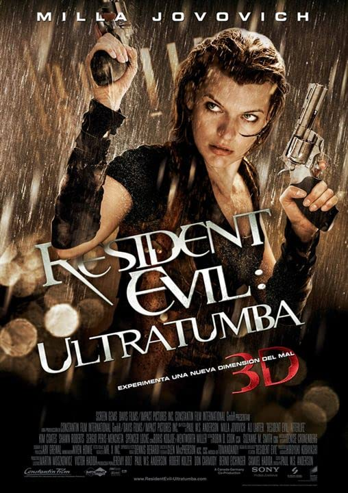 Resident Evil: Afterlife (2010) Hindi Dubbed