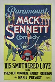 His Smothered Love Poster