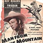 Roy Rogers, Ruth Terry, and Trigger in Man from Music Mountain (1943)
